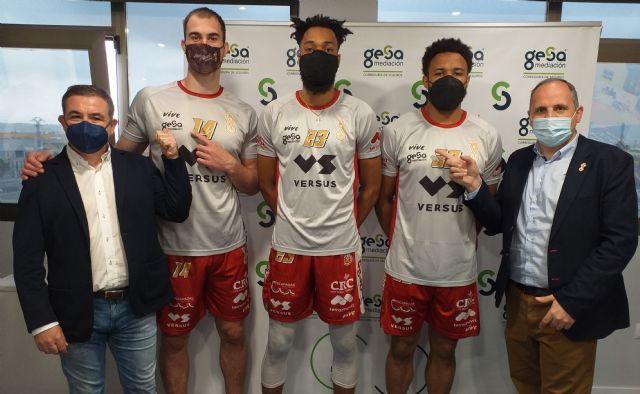 El Real Murcia Baloncesto confía sus seguros a Gesa Mediación - 1, Foto 1