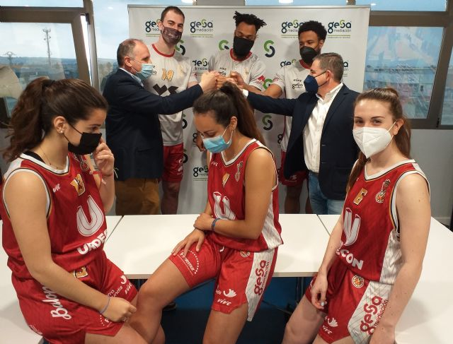 El Real Murcia Baloncesto confía sus seguros a Gesa Mediación - 2, Foto 2
