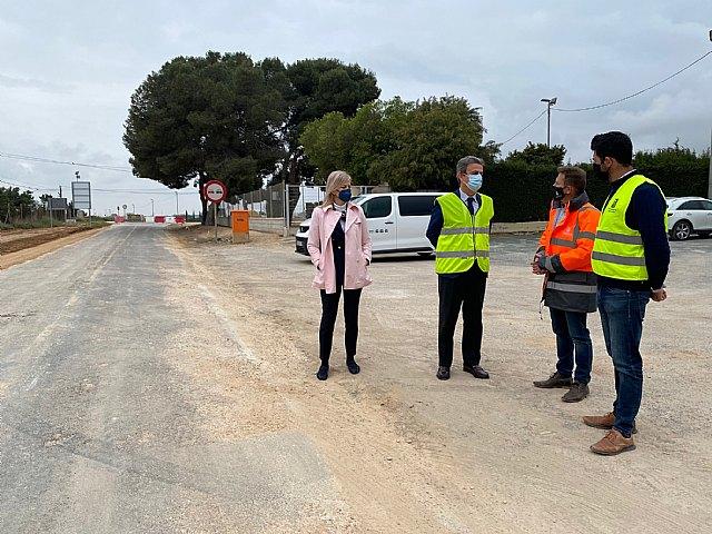 Mejora de la carretera que une Torre Pacheco con Dolores de Pacheco - 1, Foto 1