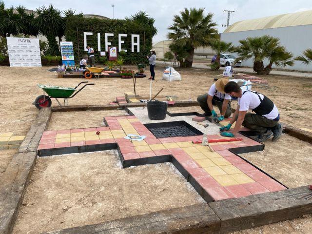 El CIFEA de Torre Pacheco acoge la competición de Formación Profesional Región de Murcia RMSkills - 4, Foto 4