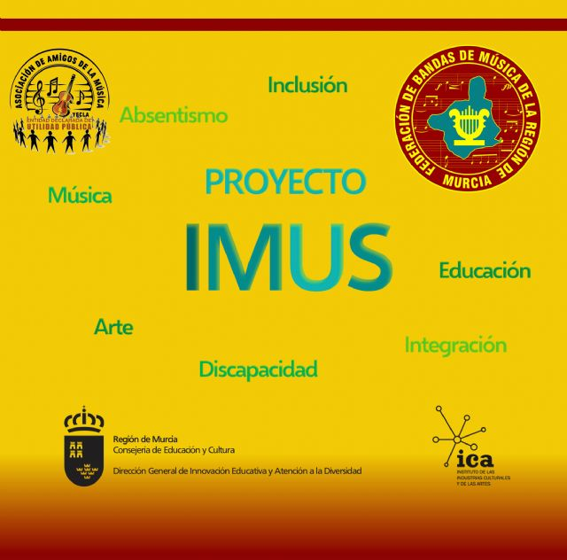 La Asociación de Amigos de la Música de Yecla participa en el proyecto IMUS - 1, Foto 1