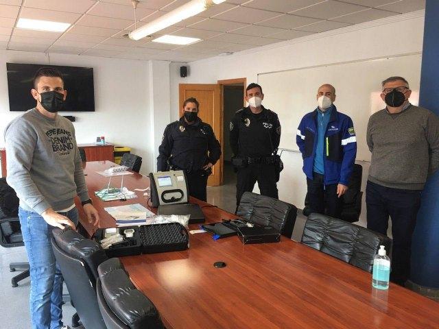 Formación y nuevos equipos evidenciales para policia local - 1, Foto 1