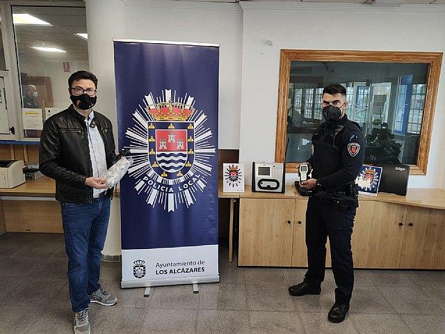 Formación y nuevos equipos evidenciales para policia local - 2, Foto 2