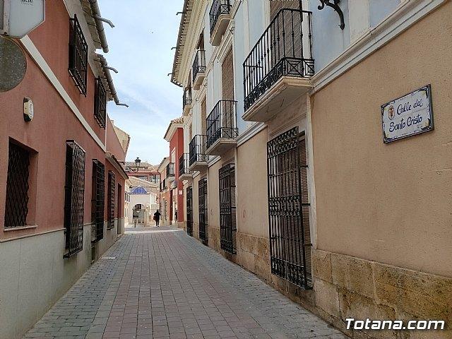 Rincones de Totana. La calle Santo Cristo, Foto 1