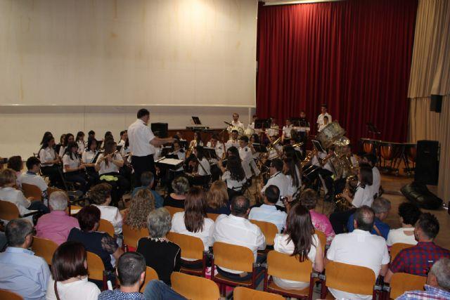 La Banda de Música de Puerto Lumbreras ofrece un Concierto de Primavera - 1, Foto 1