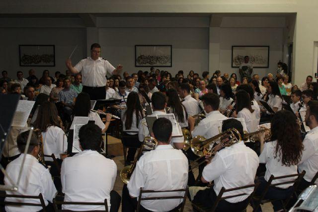 La Banda de Música de Puerto Lumbreras ofrece un Concierto de Primavera - 2, Foto 2