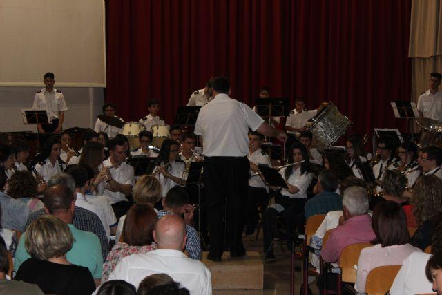 La Banda de Música de Puerto Lumbreras ofrece un Concierto de Primavera - 3, Foto 3