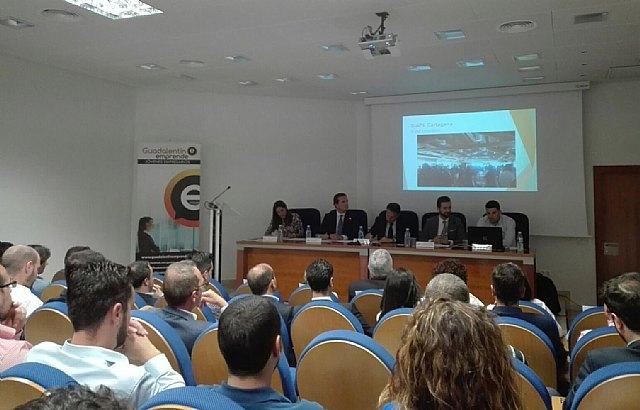Miguel Ángel Sola, reelegido presidente de los Jóvenes Empresarios del Guadalentín