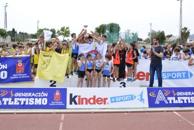 El Club Atletismo Alhama presente en todos los pódiums del 'Cto. Regional de Clubes', Foto 3