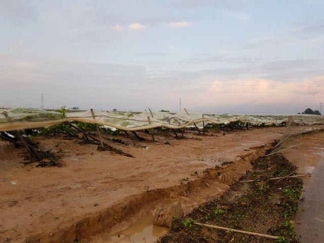 El Ayuntamiento solicita ayudas a la Comunidad Autónoma por los daños de las lluvias del día 10 de mayo, Foto 4