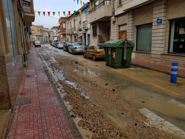 El Ayuntamiento solicita ayudas a la Comunidad Autónoma por los daños de las lluvias del día 10 de mayo, Foto 5
