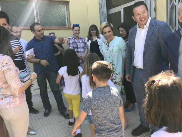 Educación realizará una remodelación integral en el colegio Anita Arnao de Mula - 1, Foto 1