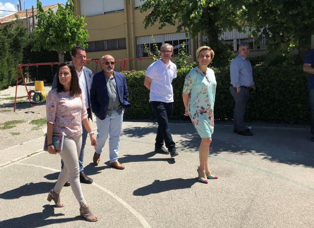 Educación realizará una remodelación integral en el colegio Anita Arnao de Mula - 2, Foto 2