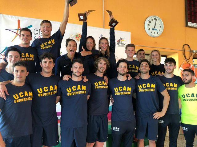 La UCAM vuelve a batir el récord de medallas en el Campeonato de España Universitario - 2, Foto 2