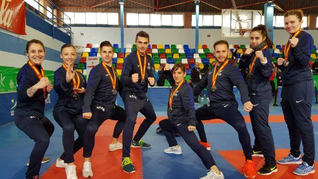 La UCAM vuelve a batir el récord de medallas en el Campeonato de España Universitario - 5, Foto 5