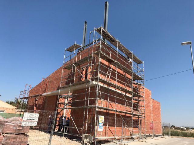 La nueva Ermita de Los Olmos estará terminada a final de año - 1, Foto 1