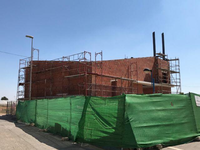 La nueva Ermita de Los Olmos estará terminada a final de año - 2, Foto 2
