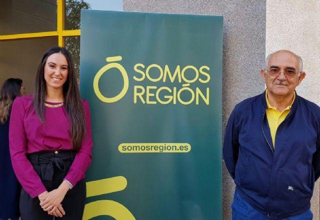 """Alberto Garre: """"Me siento orgulloso de cada candidato de Somos Región. No todos pueden decir lo mismo"""", Foto 1"""