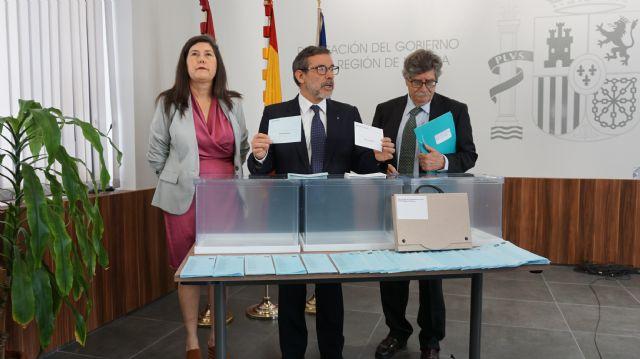 1.041.282 electores elegirán a 769 concejales de los 45 municipios de la Región de Murcia en las elecciones locales del próximo domingo, Foto 2