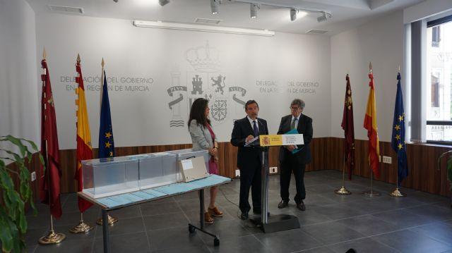 1.041.282 electores elegirán a 769 concejales de los 45 municipios de la Región de Murcia en las elecciones locales del próximo domingo, Foto 3