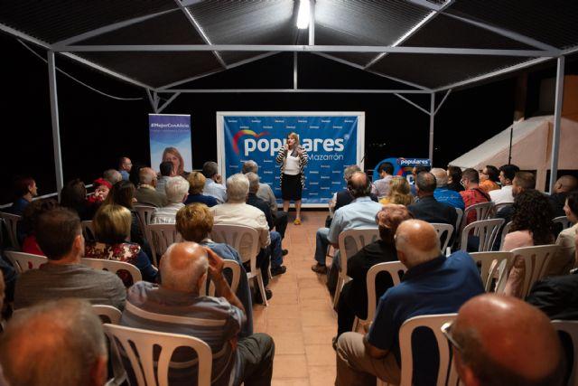 EL PP ofreció un mitin en Pastrana - 3, Foto 3