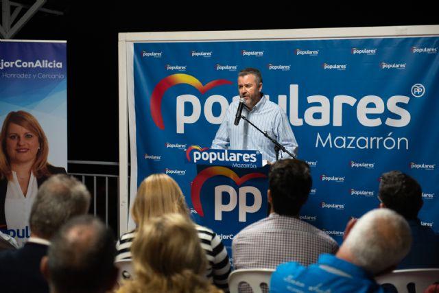 EL PP ofreció un mitin en Pastrana - 4, Foto 4