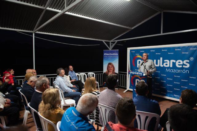 EL PP ofreció un mitin en Pastrana - 5, Foto 5