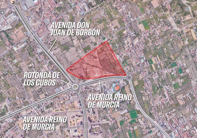 Serrano: Haremos de Murcia un referente del deporte base y de competición construyendo una Ciudad Deportiva en el norte del municipio - 1, Foto 1