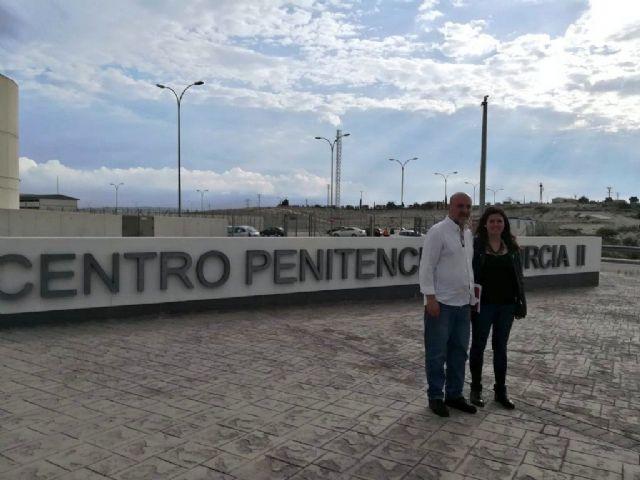 Cambiar la Región de Murcia reclamará que la CARM gestione la sanidad penitenciariay amplíe el transporte público hasta Campos del Río - 1, Foto 1