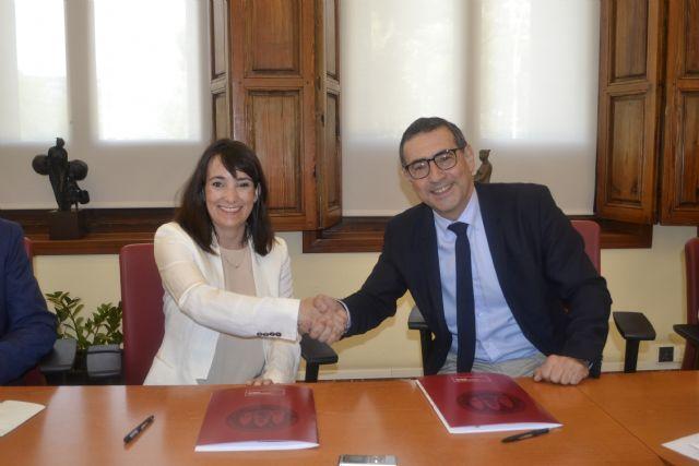 La UMU y la empresa Lorca Marín crearán el 'Premio Pascual Parrilla de Cirugía' a través de una nueva cátedra - 1, Foto 1