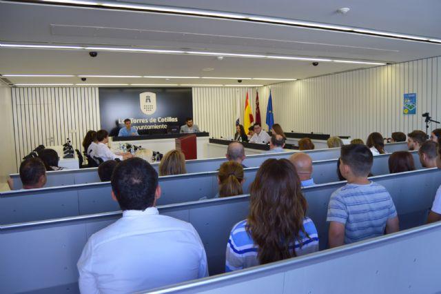 Los alumnos del IES Salvador Sandoval se forman como especialistas de debate - 1, Foto 1