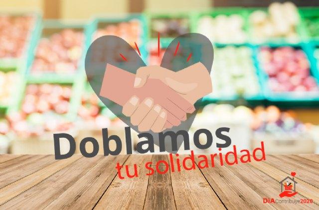 Los franquiciados de DIA recaudan más de 134.000 kg de alimentos para donarlos a colectivos vulnerables - 1, Foto 1