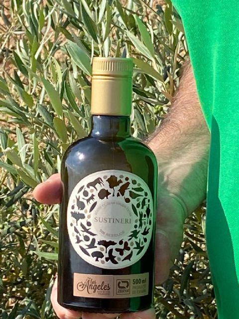 El primer aceite libre de residuos y sostenible comercializado en España tiene apellido murciano - 1, Foto 1