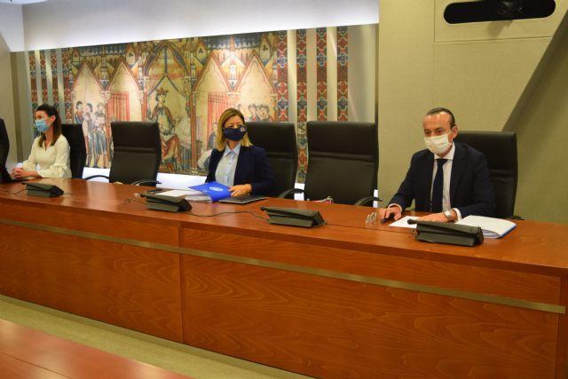 Mª Dolores Valcárcel: We urge to reform the autonomous financing system along with that of the municipalities, Foto 1