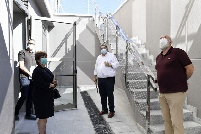 Finaliza la obra del aulario del campus de Ciencias de la Salud de la Universidad de Murcia - 2, Foto 2