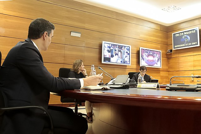 El Gobierno prolonga el estado de alarma hasta el 7 de junio, Foto 2