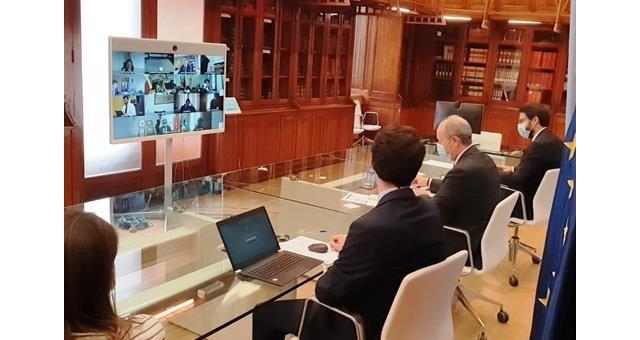 Ministerio, CGPJ, Fiscalía y comunidades autónomas acuerdan pasar a la fase 2 de la desescalada en la Administración de Justicia desde el próximo martes - 1, Foto 1