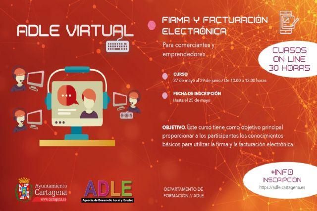 El programa ADLE Activa arranca la próxima semana con dos cursos sobre comercio electrónico - 1, Foto 1