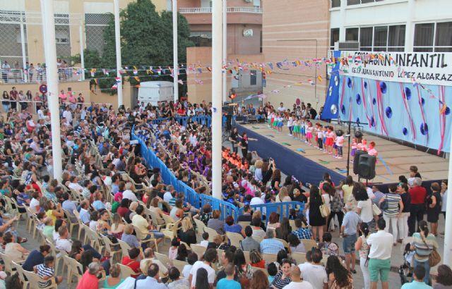 Graduaciones y fiestas fin de curso en todos los colegios de Puerto Lumbreras - 2, Foto 2