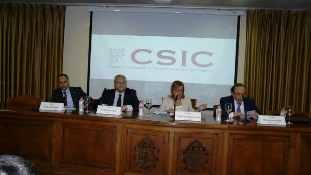 Medio centenar de alumnos de Bachillerato participan en un Congreso celebrado en el CEBAS-CSIC - 1, Foto 1