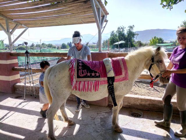 Terapia con caballos para estimular el desarrollo infantil, Foto 6