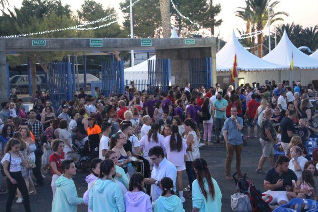 San Pedro del Pinatar abre las puertas del nuevo Recinto Ferial para celebrar las Fiestas Patronales - 1, Foto 1