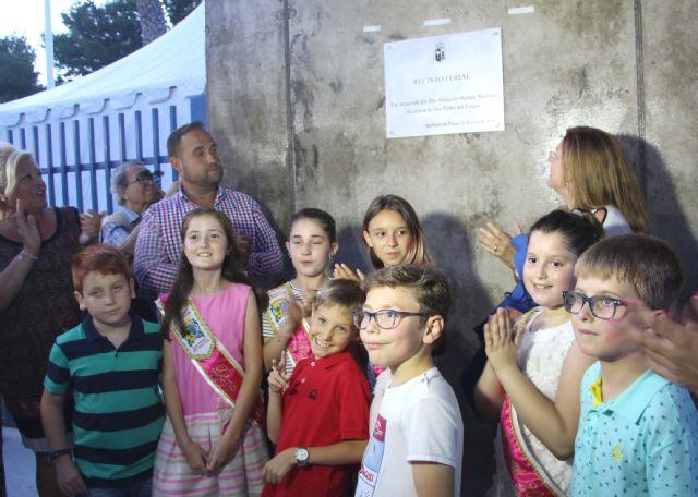 San Pedro del Pinatar abre las puertas del nuevo Recinto Ferial para celebrar las Fiestas Patronales - 4, Foto 4