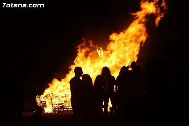 Casi medio centenar de efectivos vigilarán las hogueras de la noche de San Juan para evitar incendios forestales, Foto 1
