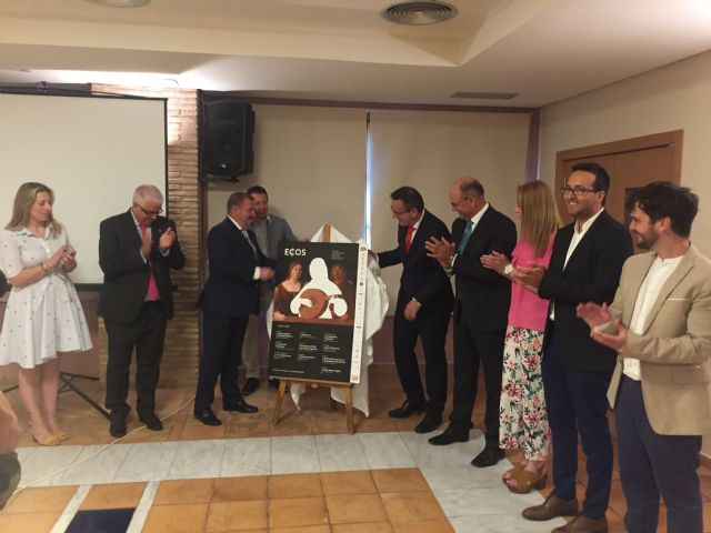 The Commonwealth of Sierra Espuña presents the poster of the third edition of ECOS, its festival of Ancient Music, to be held during the month of July in emblematic places of the participating municipalities, Foto 2