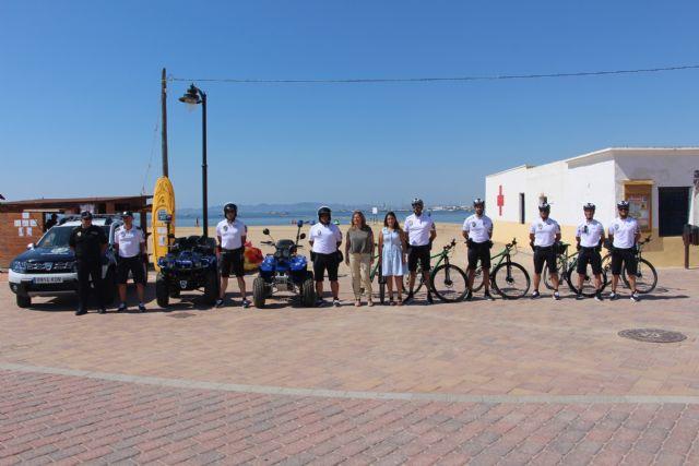 La Policía Local vuelve a vigilar paseos marítimos y playas durante el verano - 1, Foto 1