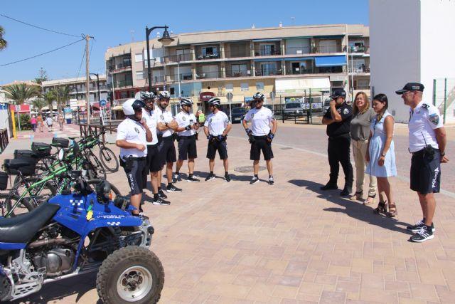 La Policía Local vuelve a vigilar paseos marítimos y playas durante el verano - 2, Foto 2