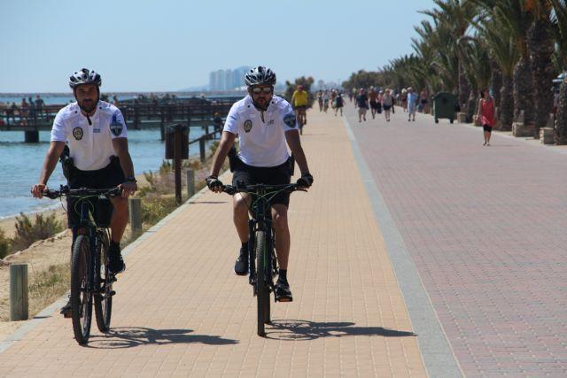 La Policía Local vuelve a vigilar paseos marítimos y playas durante el verano - 3, Foto 3