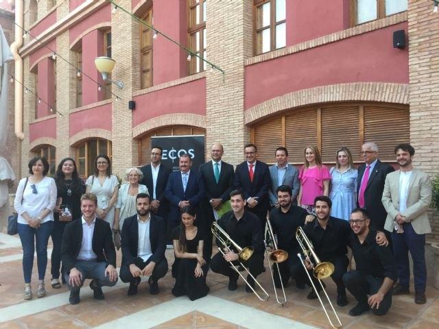 La Mancomunidad de Sierra Espuña presenta el cartel de la tercera edición de ECOS, su festival de Música Antigua, Foto 1
