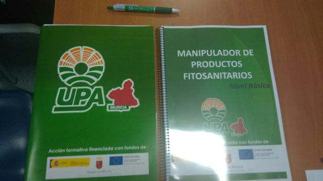 The Training Course for Treatments with Phytosanitary Pesticides, of basic level is inaugurated, Foto 4